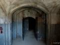 I sotterranei dove c'erano magazzini e celle frigorifere