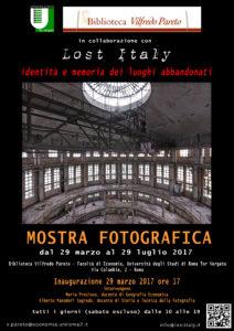La mostra di LostItaly