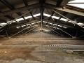 Sottotetto magazzino tabacchi greggi in balle