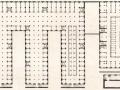 Piano semisotterraneo con celle frigorifere e magazzini