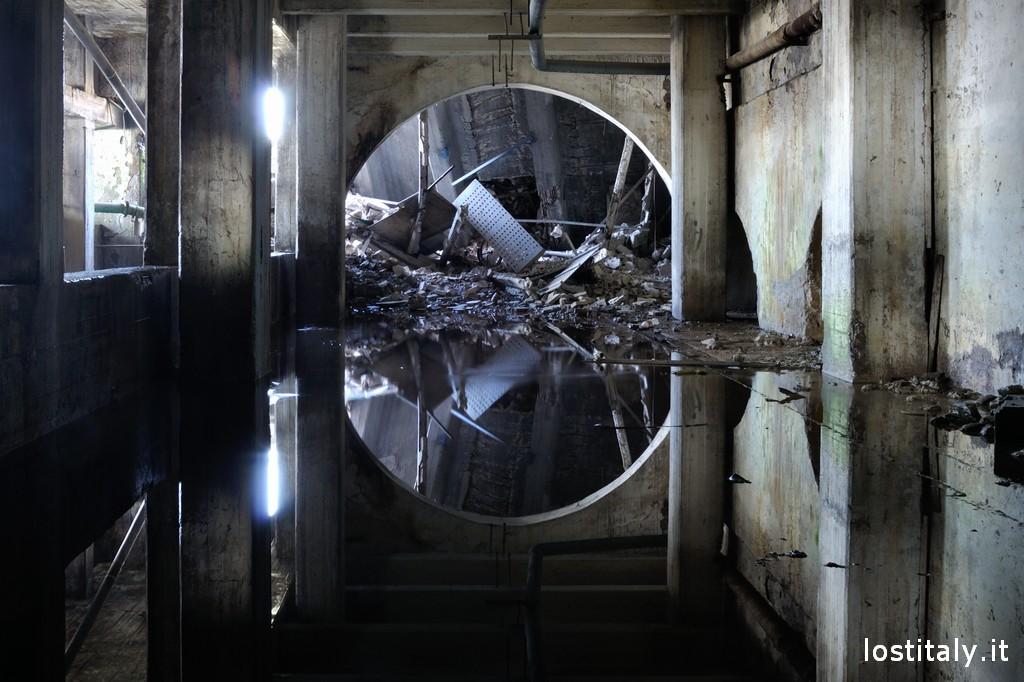 Vasca Da Cartiera : Realizzazione vasca di equalizzazione presso cartiere fedrigoni
