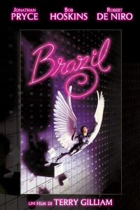 "Poster for the movie ""Brazil"""