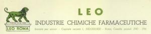 Il logo della LEO (1)