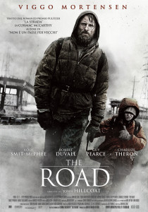 "Poster for the movie ""The Road"""
